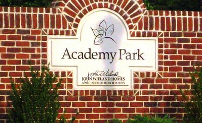 Academy Park Townhomes In Alpharetta