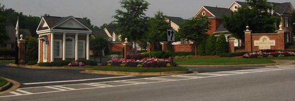 Academy Park Townhome Community Alpharetta (2)
