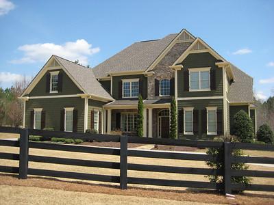 Blackberry Ridge Alpharetta Estate Homes