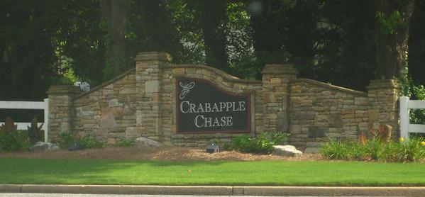 Crabapple Chase In Alpharetta
