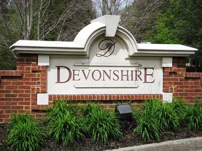 Devonshire Townhomes And Home Community Of Alpharetta GA