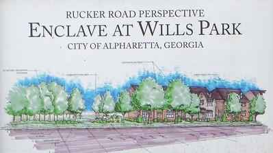 Acadia Built Enclave At Wills Park Community