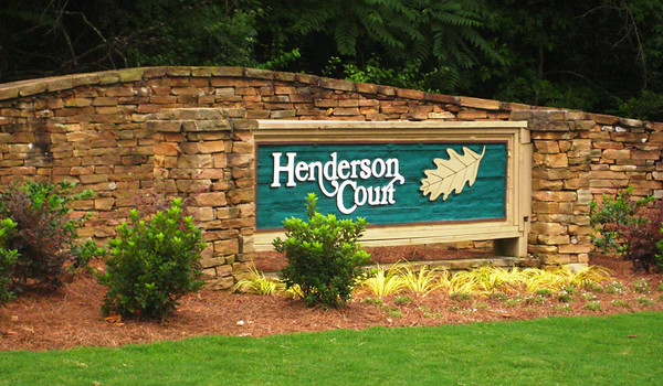 Henderson Court Alpharetta