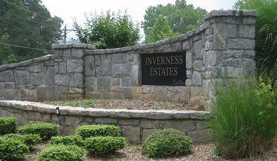 Inverness Estates Community-Alpharetta Cherokee County