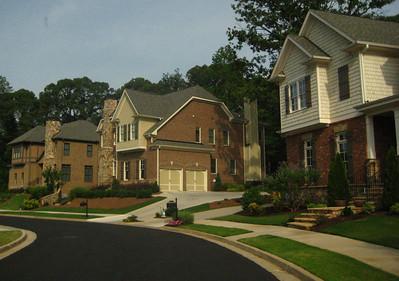 Parkside Manor Alpharetta GA Neighborhood Of Homes (12)