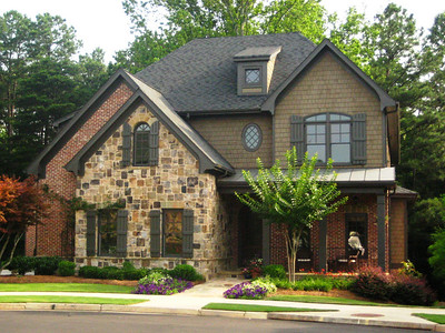 Parkside Manor Alpharetta GA Neighborhood Of Homes (10)