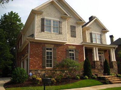 Parkside Manor Alpharetta GA Neighborhood Of Homes (7)
