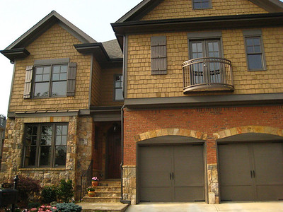Parkside Manor Alpharetta GA Neighborhood Of Homes (3)