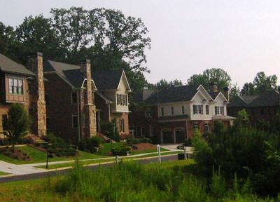 Parkside Manor Alpharetta GA Neighborhood Of Homes (5)