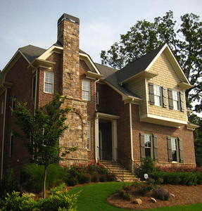 Parkside Manor Alpharetta GA Neighborhood Of Homes (6)