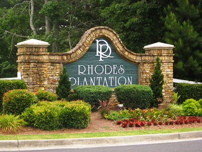 Rhodes Plantation-Milton Georgia Community (2)