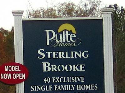 Sterling Brooke Alpharetta Pulte Built