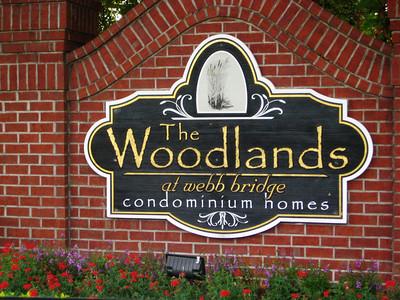 The Woodlands At Webb Bridge Alpharetta