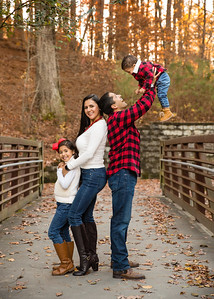 Family Portraits taken in Alpharetta