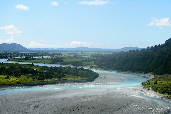 The Whataroa River