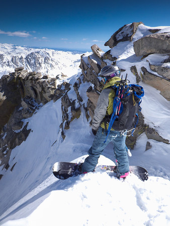 Five Finger Couloir