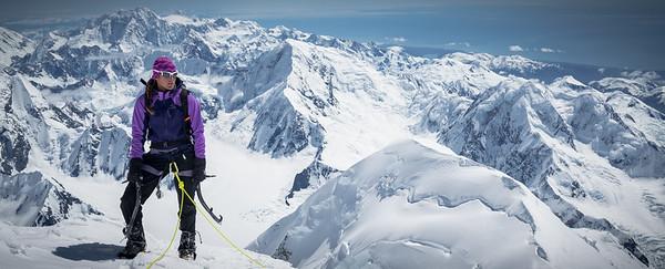 Mount Fairweather, Alaska