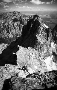 North Face of Grand Teton