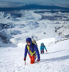 Mt St Elias, Alaska