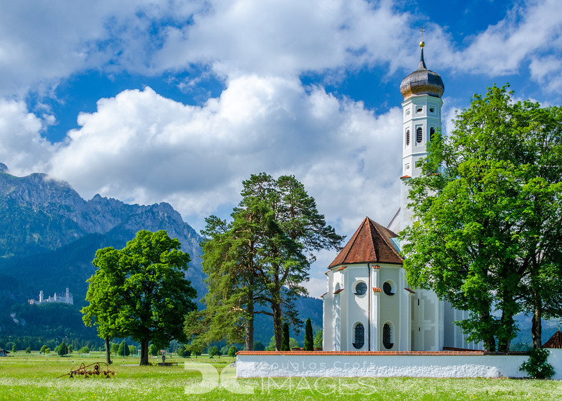 St Colomon's Chapel