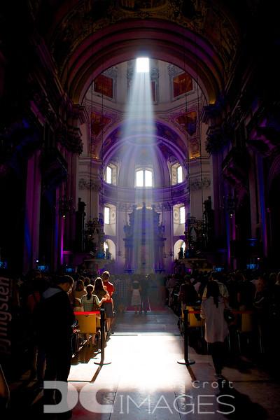 Pentecost Mass - Salzburg Cathedral