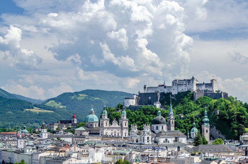 Old Town  - Salzburg