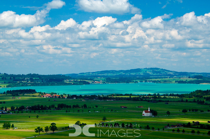 The Bavarian Countryside
