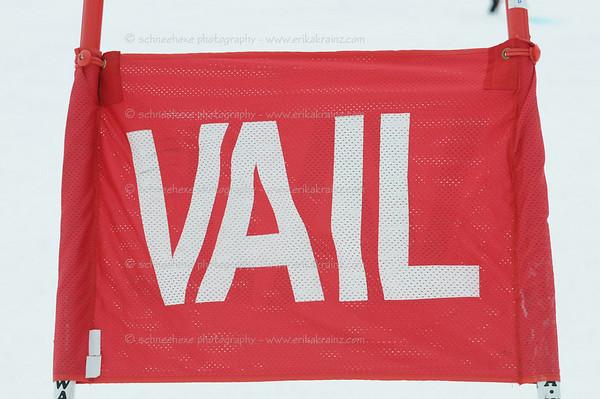 2-5-10 CHSSA GS at Vail - Ladies Run #1