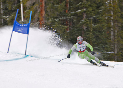 3-23-11 Masters National Championships at Copper - Super Combined SG (A/B Groups)