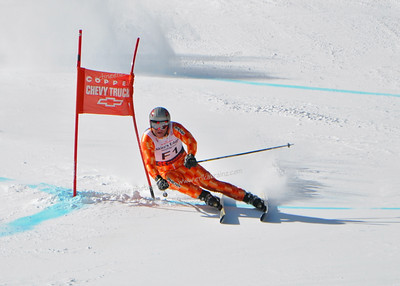3-24-11 Masters National Championships at Copper - Super G (C/D Groups)