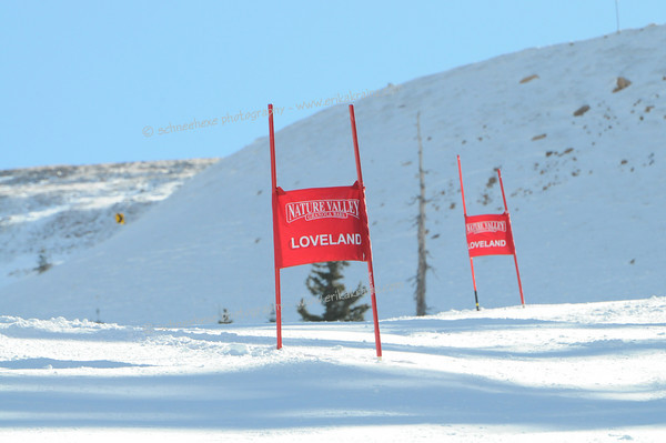 2-27-11 YSL GS at Loveland - Mens Run #2