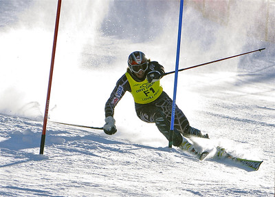 11-28-11 NorAm SL at Loveland - Ladies Run #1