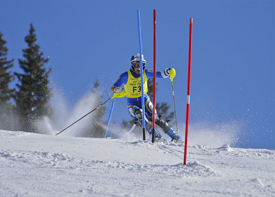 11-28-11 NorAm SL at Loveland - Ladies Run #2