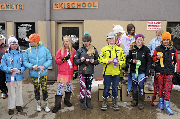 4-15-12 Loveland Derby Ladies Podiums