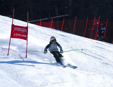 1-4-13 CHSAA GS at Loveland - Ladies Run #1