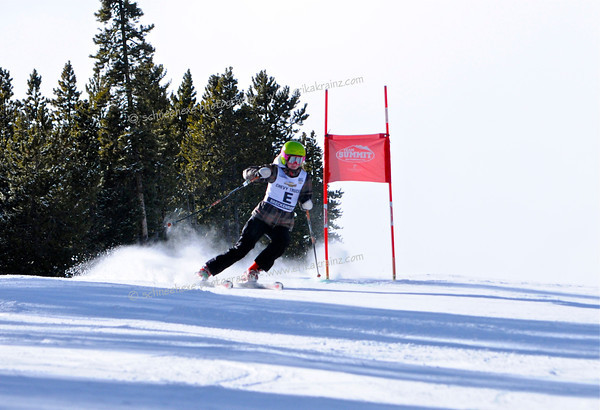 1-12-13 Summit Cup GS at Breckenridge - Ladies Run #2