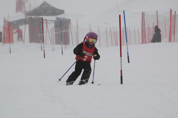 4-14-13 Loveland Derby SL - Ladies U14 & Under Run #1