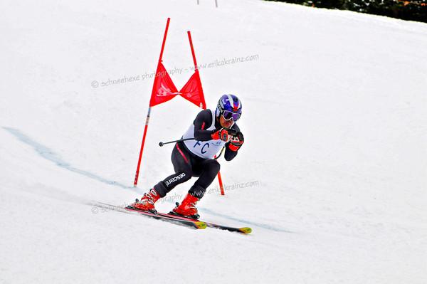 3-3-13 Masters DH at Ski Cooper - Race #1
