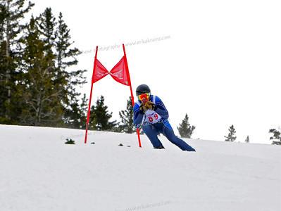 3-3-13 Masters DH at Ski Cooper - Race #2