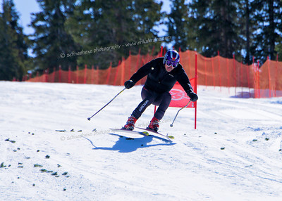 3-9-14 Masters DH at Ski Cooper - Race #2