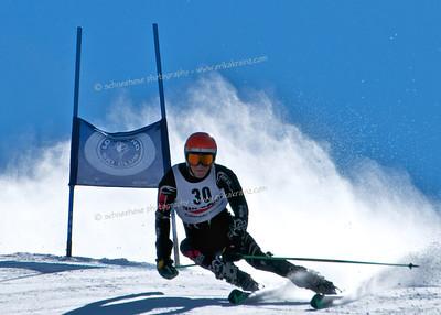 3-14-14 FIS Jr. Championships GS at Loveland - Run #2