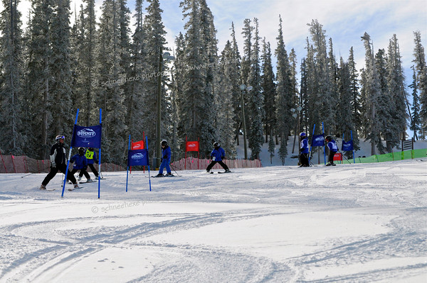 1-11-14 Summit Cup at Keystone - Run #1