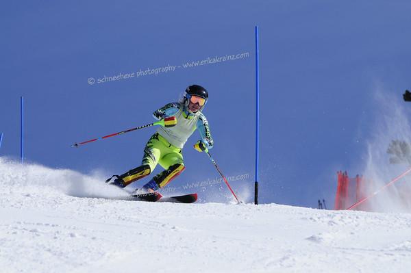 2-21-16 Masters SL at Loveland - Race #2/Run #2