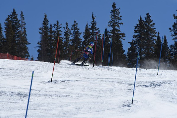 3-17-18 Tengdin Memorial Slalom at Loveland Run #2