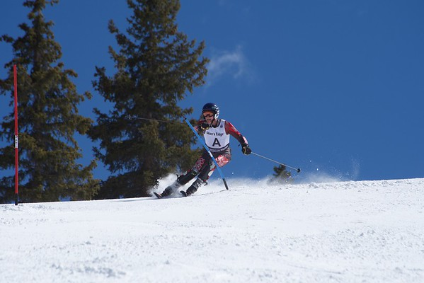 3-17-18 Tengdin Memorial Slalom at Loveland Run #3