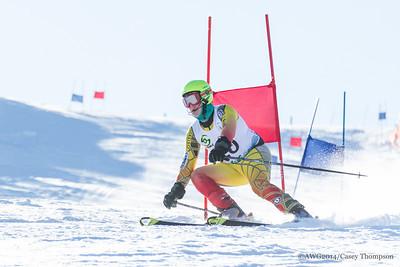 Combined Ski - Team Yukon Territory - Zakary Endress