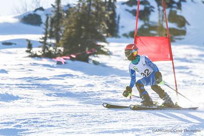 Combined Ski - Team Team Yukon Territory - Liam Diamond