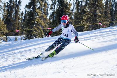 Combined Ski - Team Team Yukon Territory - Charles Hawes