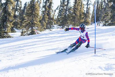 Combined Ski - Team Team Yukon Territory - Shane Orban