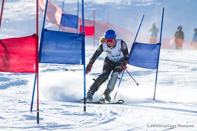 Combined Ski - Team Yukon Territory - Josephine Storey